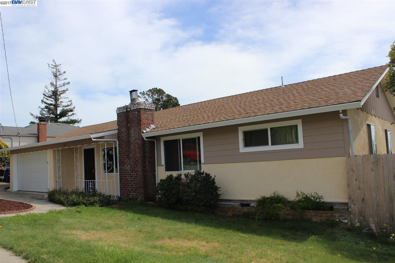 Single Family Home for Sale at 4705 Audrey Drive Castro Valley, California 94546 United States