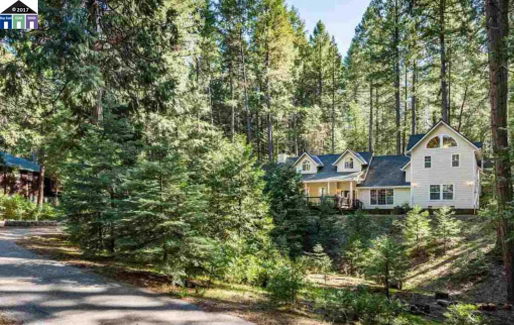 Single Family Home for Sale at 13675 North Bloomfield Road Nevada City, California 95959 United States