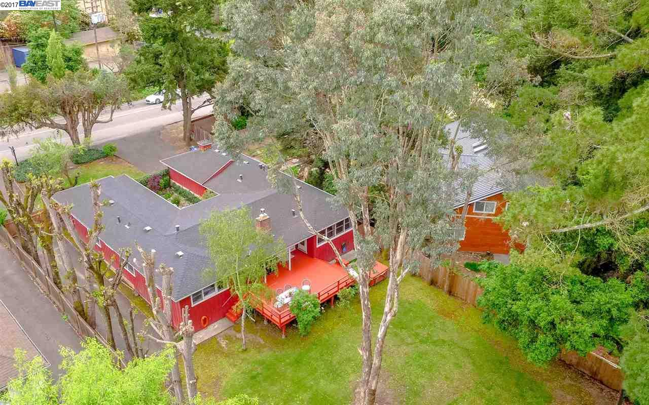 Single Family Home for Sale at 5576 Crow Canyon Road Castro Valley, California 94552 United States