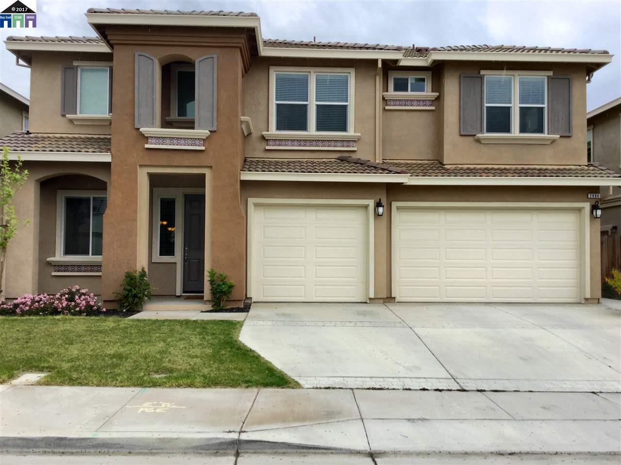 Single Family Home for Sale at 2694 Tampico Drive Bay Point, California 94565 United States