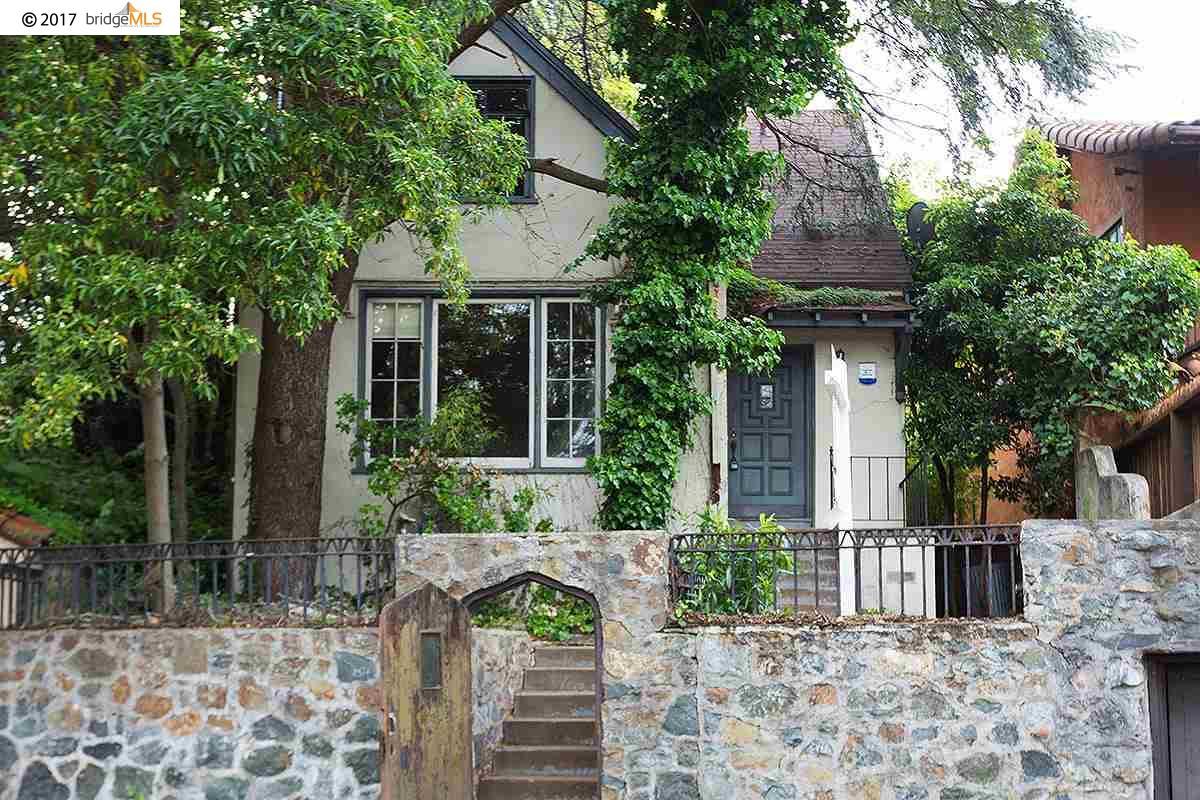 1517 EUCLID AVENUE, BERKELEY, CA 94708
