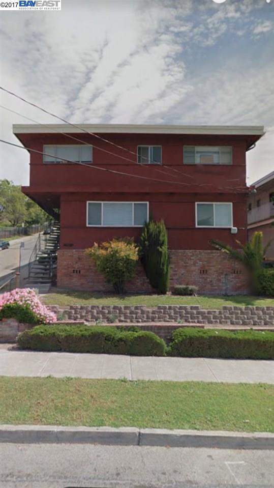 4800 Fairfax Ave, OAKLAND, CA 94601