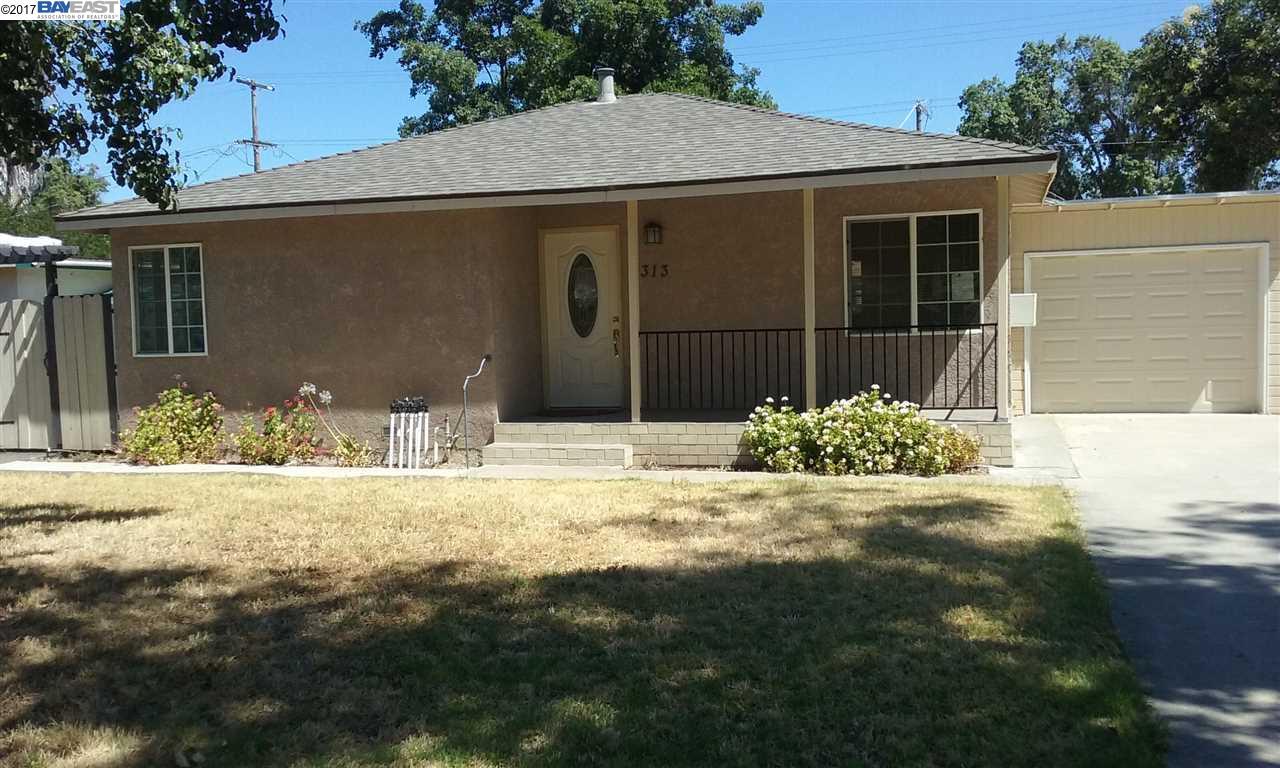 313 Emerson Ave, MODESTO, CA 95350