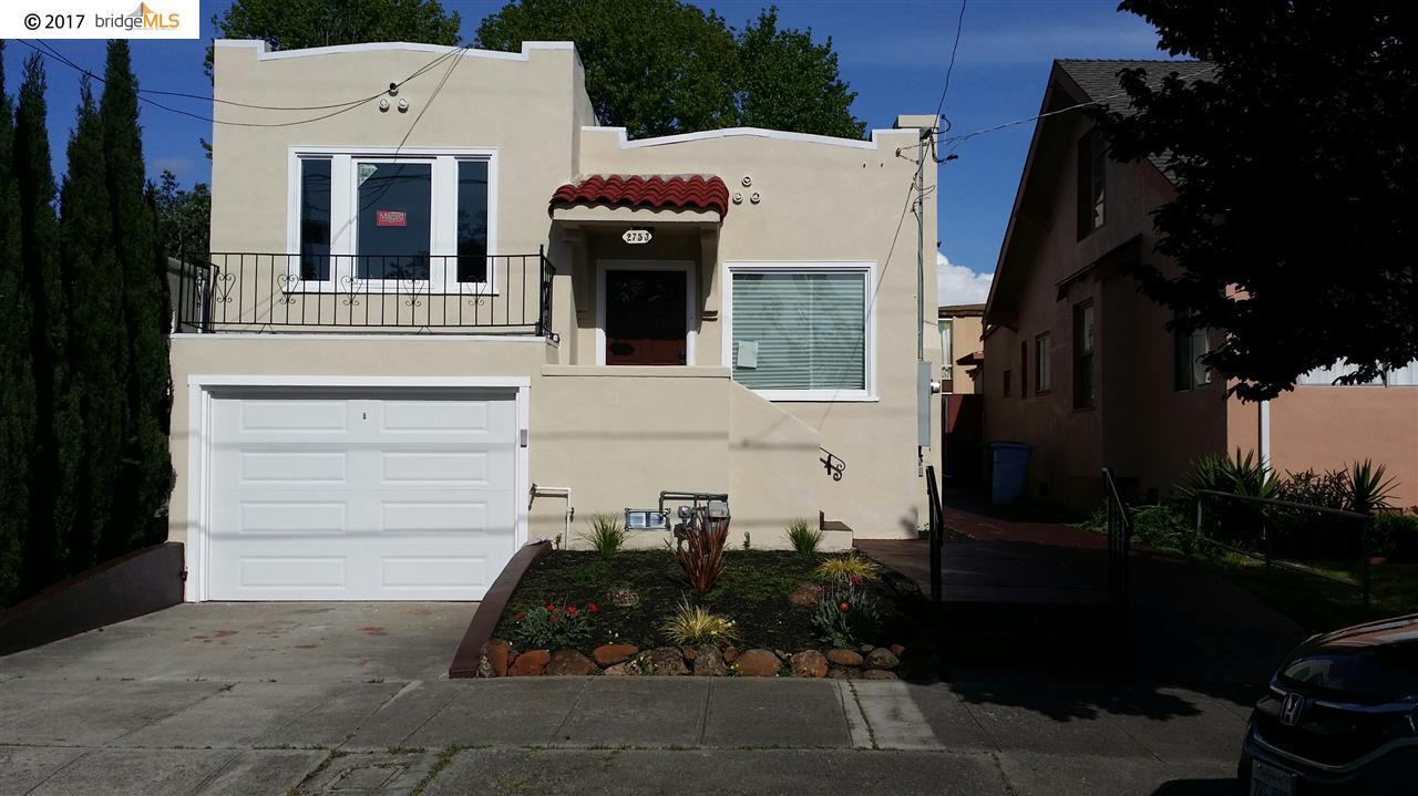 2753 Dohr St, BERKELEY, CA 94702