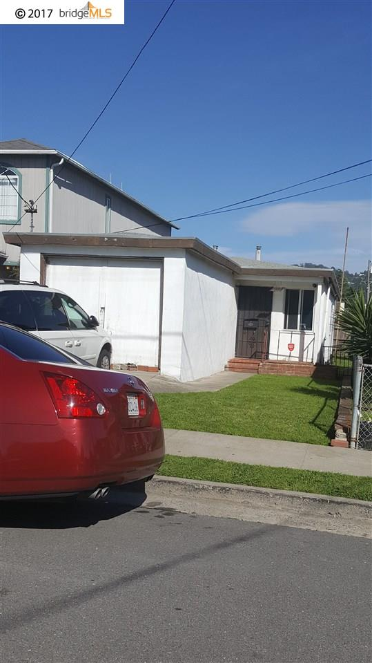 Casa Unifamiliar por un Venta en 252 S 46th Street Richmond, California 94804 Estados Unidos