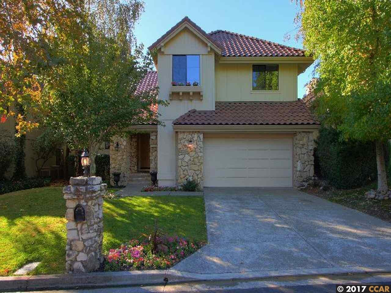 واحد منزل الأسرة للـ Rent في 1243 Whispering Oaks Drive Danville, California 94506 United States