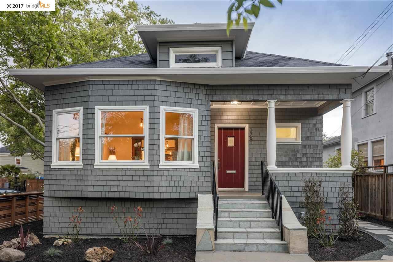 1701 Fairview Street, BERKELEY, CA 94703