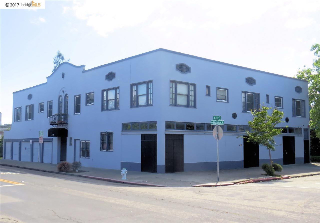 多戶家庭房屋 為 出售 在 427 38th Street Oakland, 加利福尼亞州 94609 美國