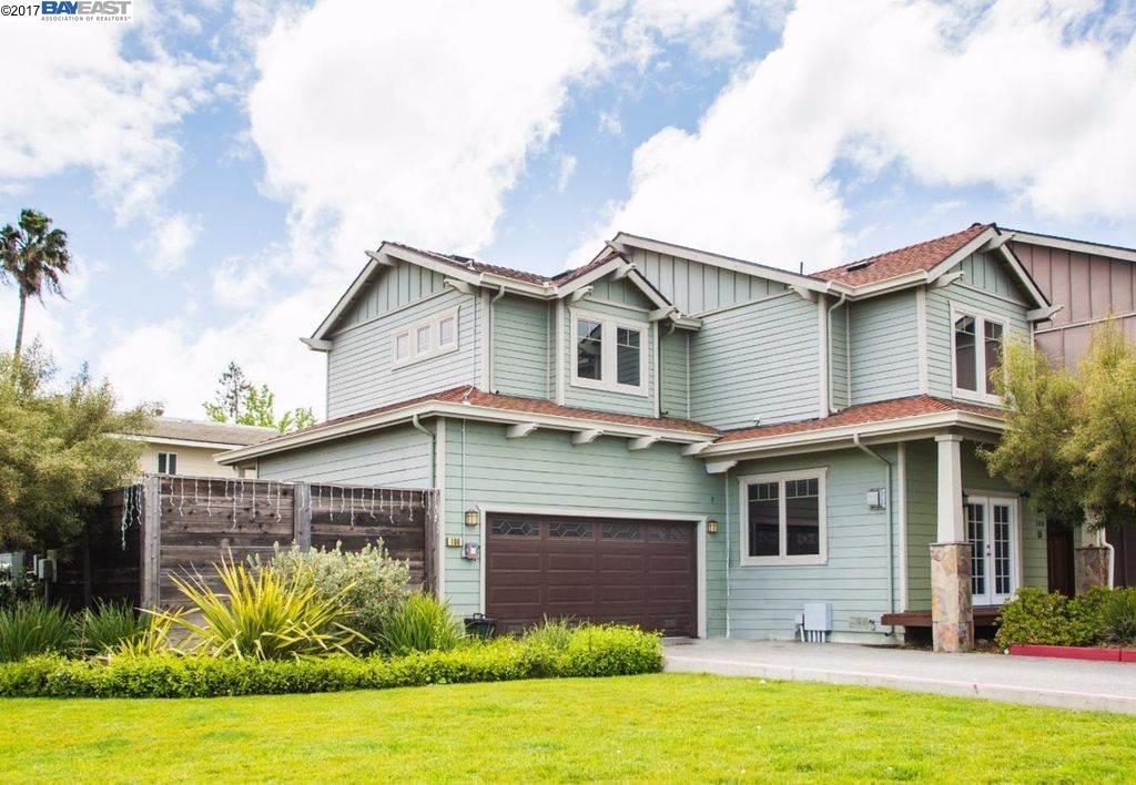 Частный односемейный дом для того Продажа на 108 Bungalow Ter Los Gatos, Калифорния 95032 Соединенные Штаты