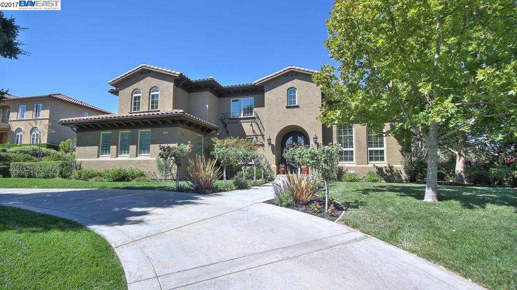Single Family Home for Sale at 3839 Antonini Way Pleasanton, California 94566 United States