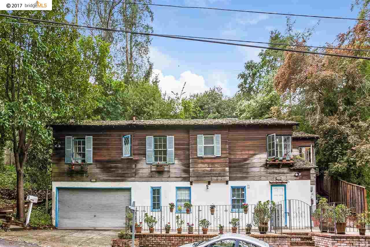 1444 Glendale Ave, BERKELEY, CA 94708