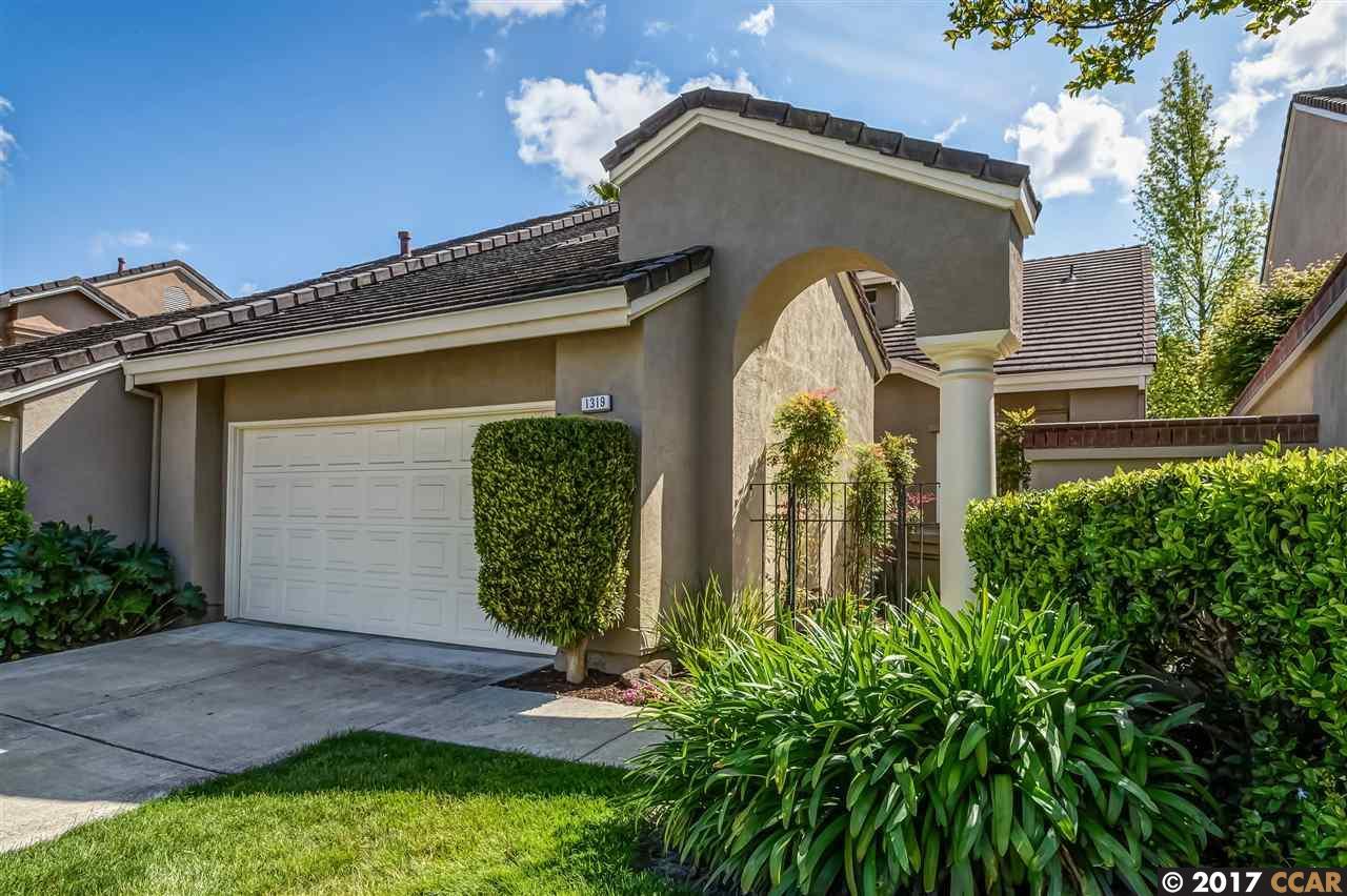 1319 Canyon Side Ave, SAN RAMON, CA 94582
