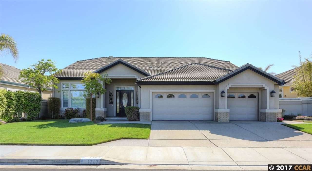 Single Family Home for Sale at 1787 NEWPORT DRIVE Discovery Bay, California 94505 United States