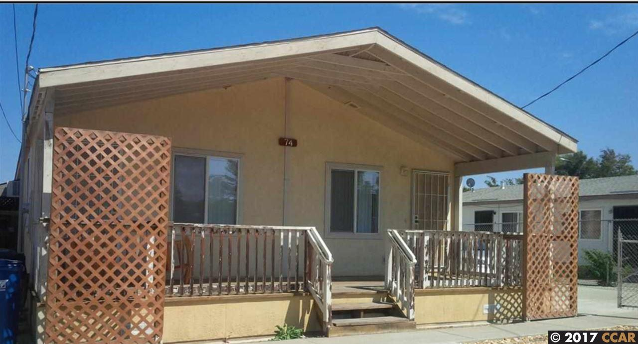 Multi-Family Home for Sale at 74 N Broadway Bay Point, California 94565 United States