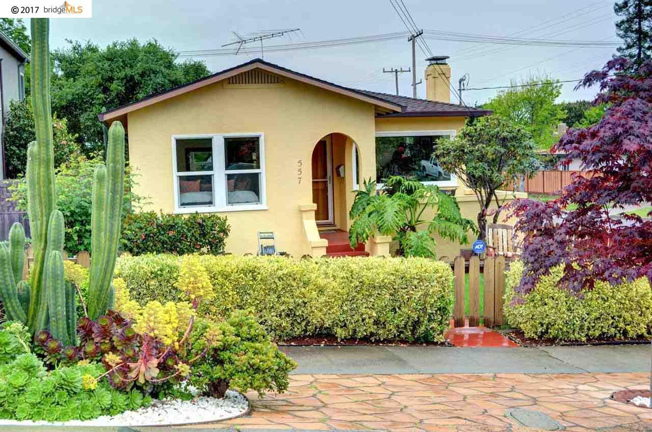 557 Norvell St, EL CERRITO, CA 94530