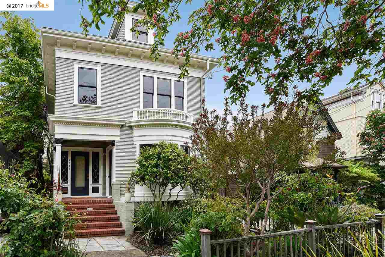 Single Family Home for Sale at 2014 Delaware Street Berkeley, California 94709 United States