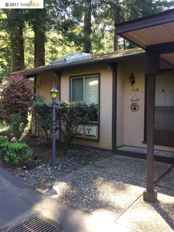 Condominio por un Venta en 158 Kings Hwy Boulder Creek, California 95006 Estados Unidos