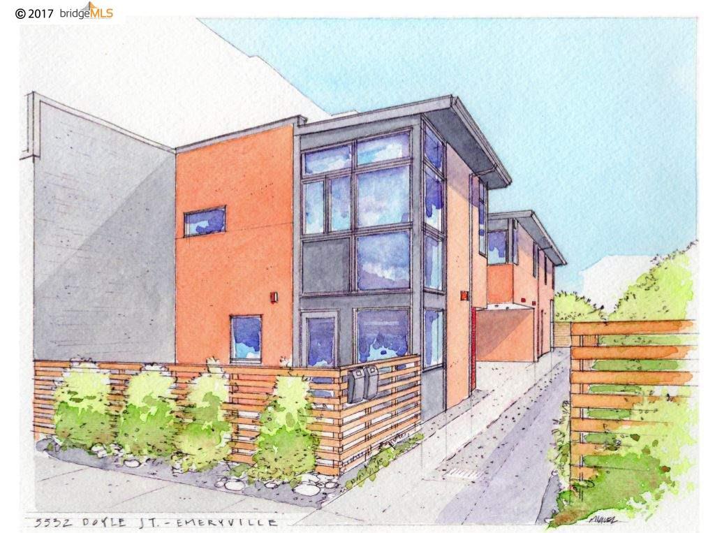 Casa Multifamiliar por un Venta en 5532-4 Doyle Street Emeryville, California 94608 Estados Unidos