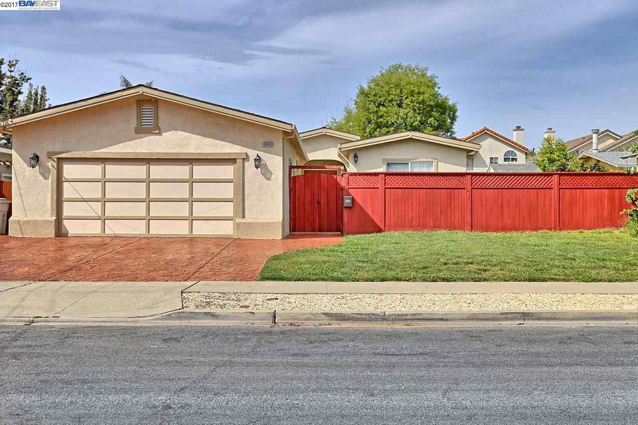 43343 Sweetwood St | FREMONT | 1252 | 94538