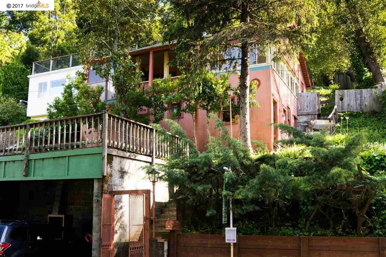 Einfamilienhaus für Verkauf beim 97 Forrest Avenue Fairfax, Kalifornien 94930 Vereinigte Staaten