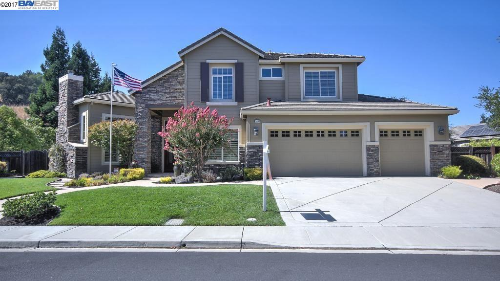 Single Family Home for Sale at 9469 Blessing Drive Pleasanton, California 94588 United States