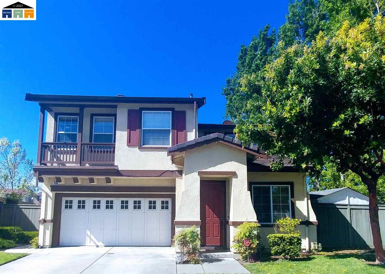 Einfamilienhaus für Verkauf beim 1186 Waverly Hercules, Kalifornien 94547 Vereinigte Staaten