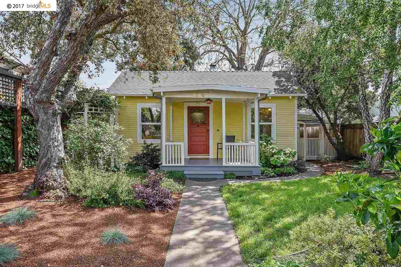 1116 Cowper St, BERKELEY, CA 94702