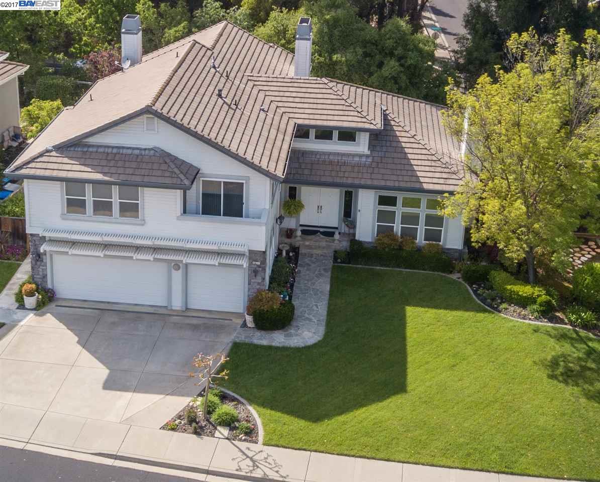 Single Family Home for Sale at 4871 Arlene Place Pleasanton, California 94566 United States