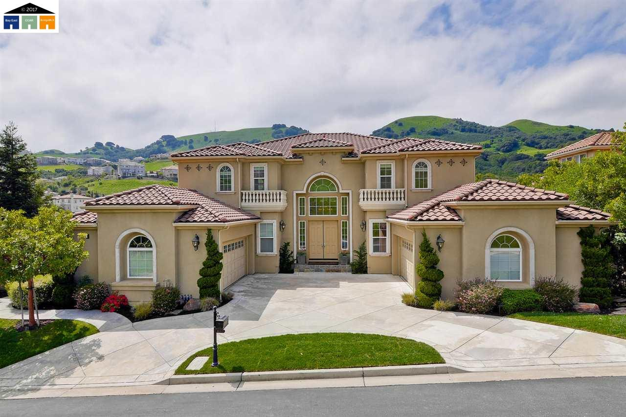 Single Family Home for Sale at 301 Whitcliff Court San Ramon, California 94583 United States