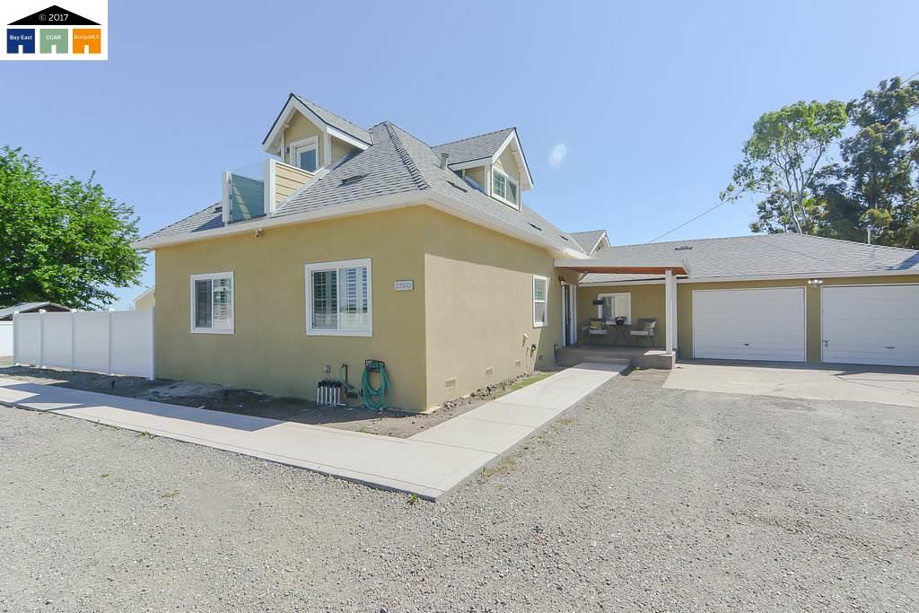 Частный односемейный дом для того Продажа на 27510 S Corral Hollow Road 27510 S Corral Hollow Road Tracy, Калифорния 95377 Соединенные Штаты