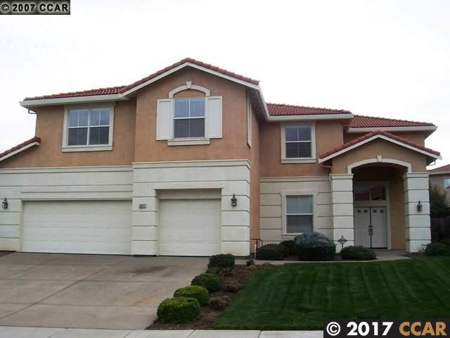 Single Family Home for Sale at 5013 UNION MINE DRIVE Antioch, California 94531 United States
