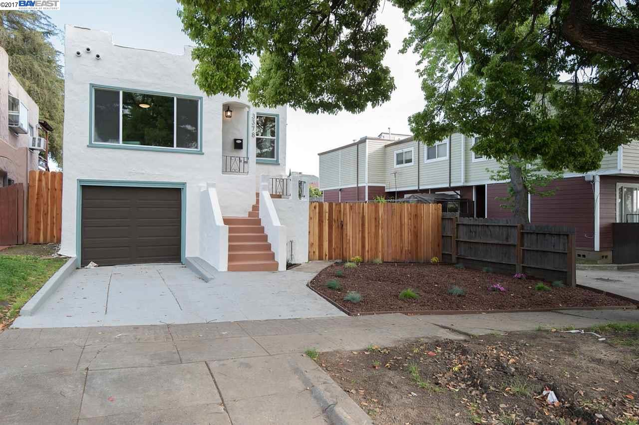 3378 62Nd Ave | OAKLAND | 1226 | 94605