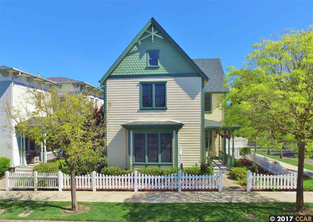 Einfamilienhaus für Verkauf beim 1103 Earnest Street Hercules, Kalifornien 94547 Vereinigte Staaten