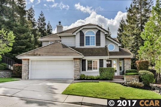 Single Family Home for Sale at 7020 Molluk Way Clayton, California 94517 United States