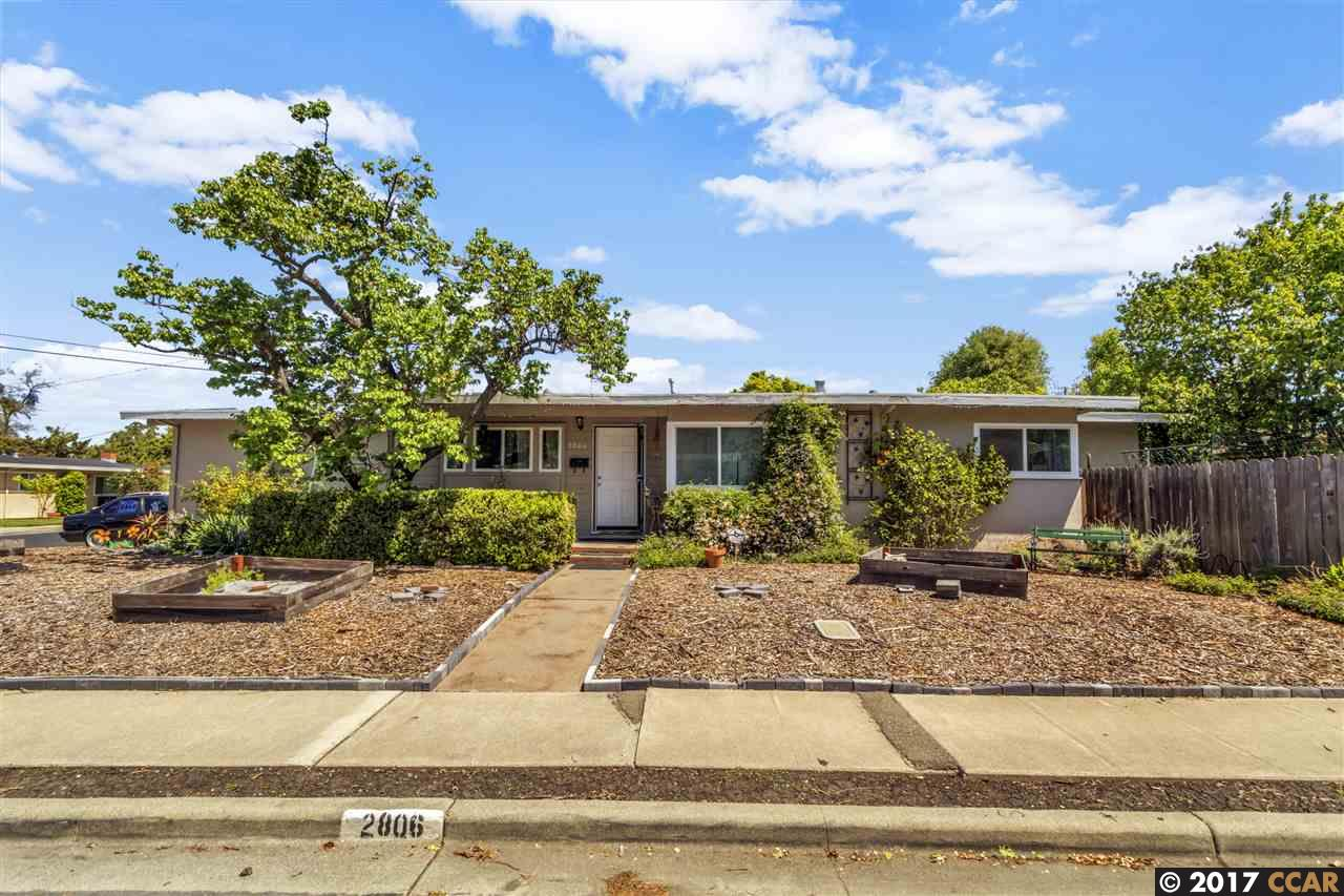 2806 Richard Ave, CONCORD, CA 94520