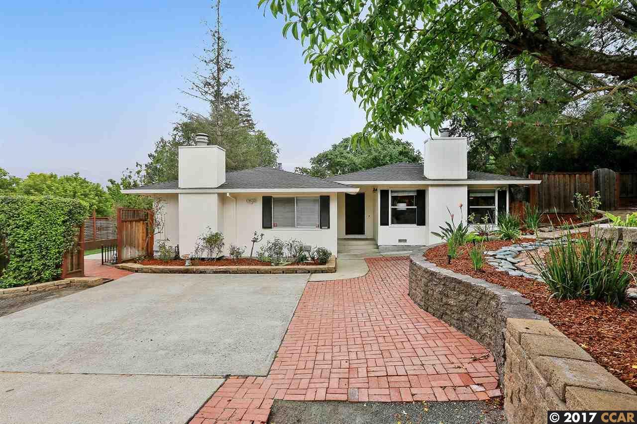 2380 Overlook Drive, WALNUT CREEK, CA 94597
