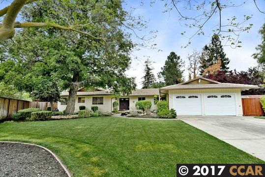 931 Val Aire Place, WALNUT CREEK, CA 94596