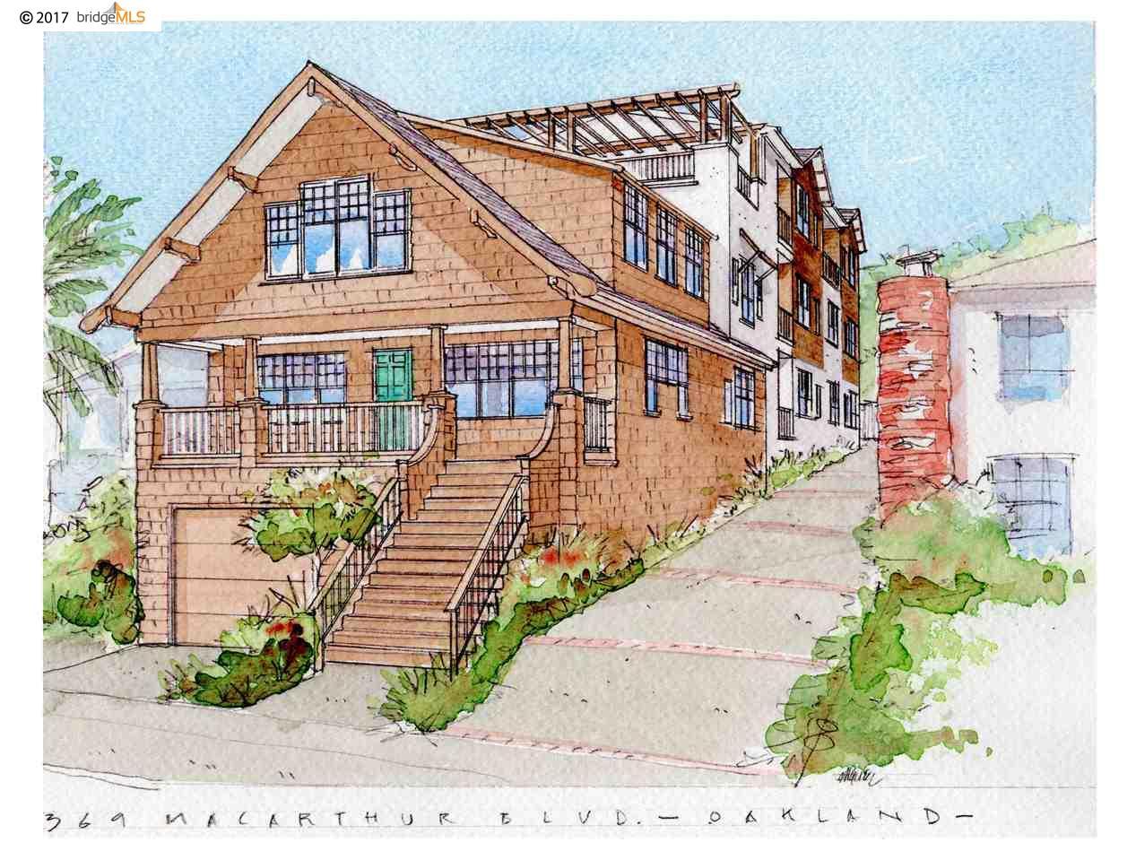 369 Macarthur Blvd, OAKLAND, CA 94610