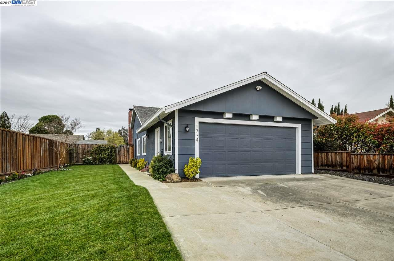 1774 Rhododendron Dr | LIVERMORE | 1240 | 94551
