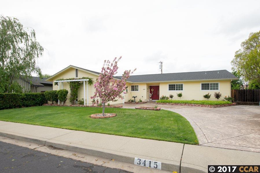 3415 Joshua Woods Pl, CONCORD, CA 94518