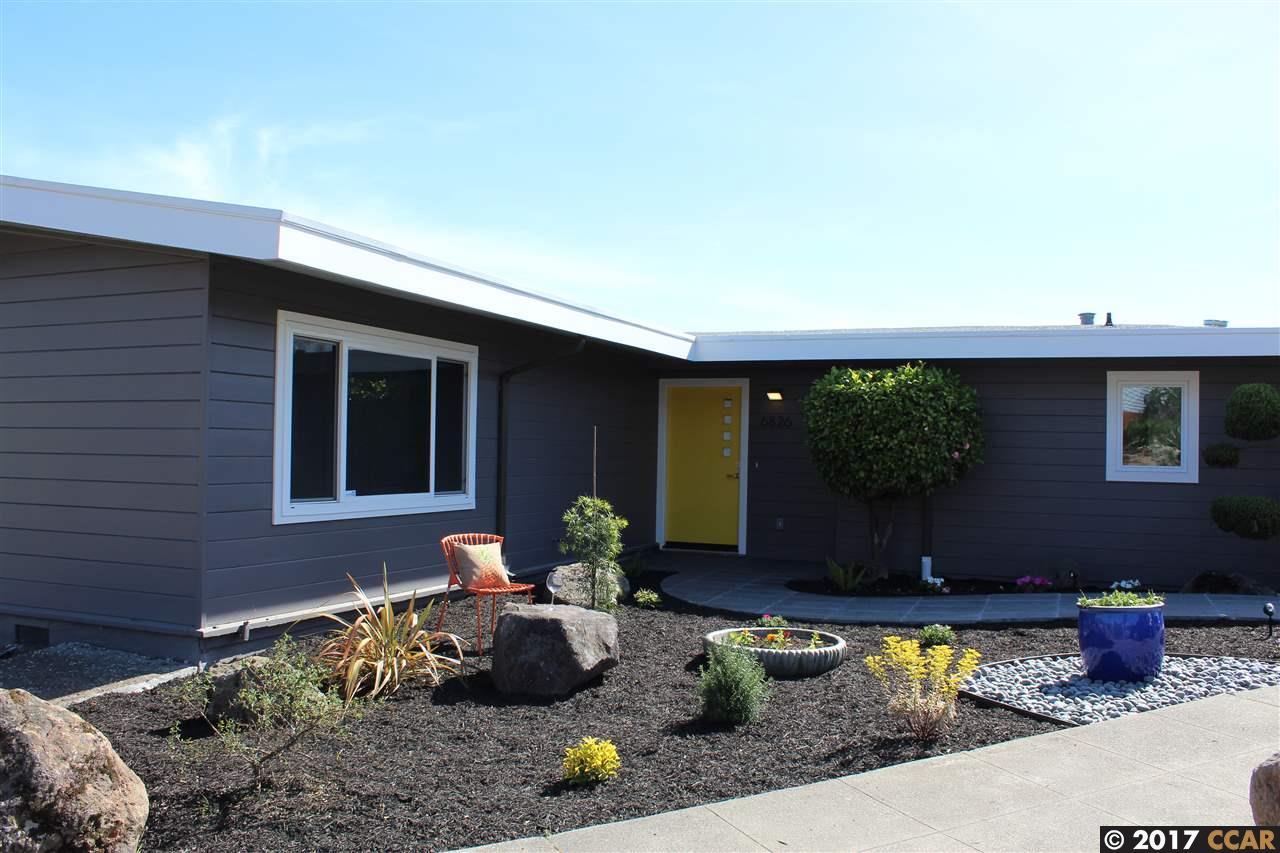 6826 Hagen Boulevard, EL CERRITO, CA 94530