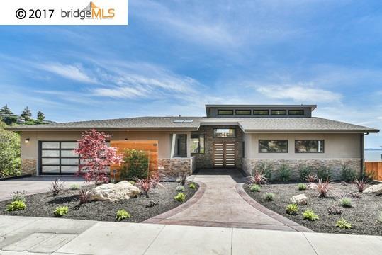 獨棟家庭住宅 為 出售 在 1552 Madera Circle El Cerrito, 加利福尼亞州 94530 美國