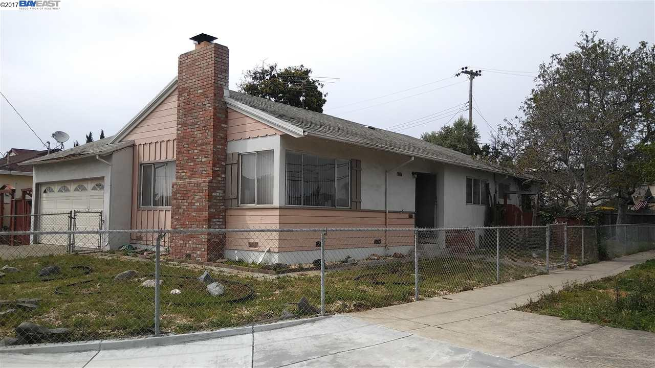 Single Family Home for Sale at 20991 Wilbeam Avenue Castro Valley, California 94546 United States
