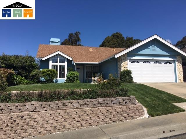 獨棟家庭住宅 為 出售 在 106 Doral Court Vallejo, 加利福尼亞州 94591 美國