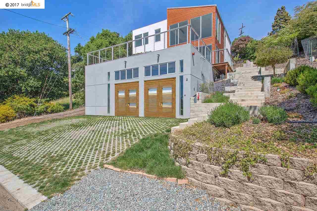 Einfamilienhaus für Verkauf beim 15 Garden Drive Kensington, Kalifornien 94708 Vereinigte Staaten