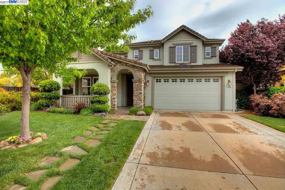 Single Family Home for Sale at 1287 Donahue Court Pleasanton, California 94566 United States