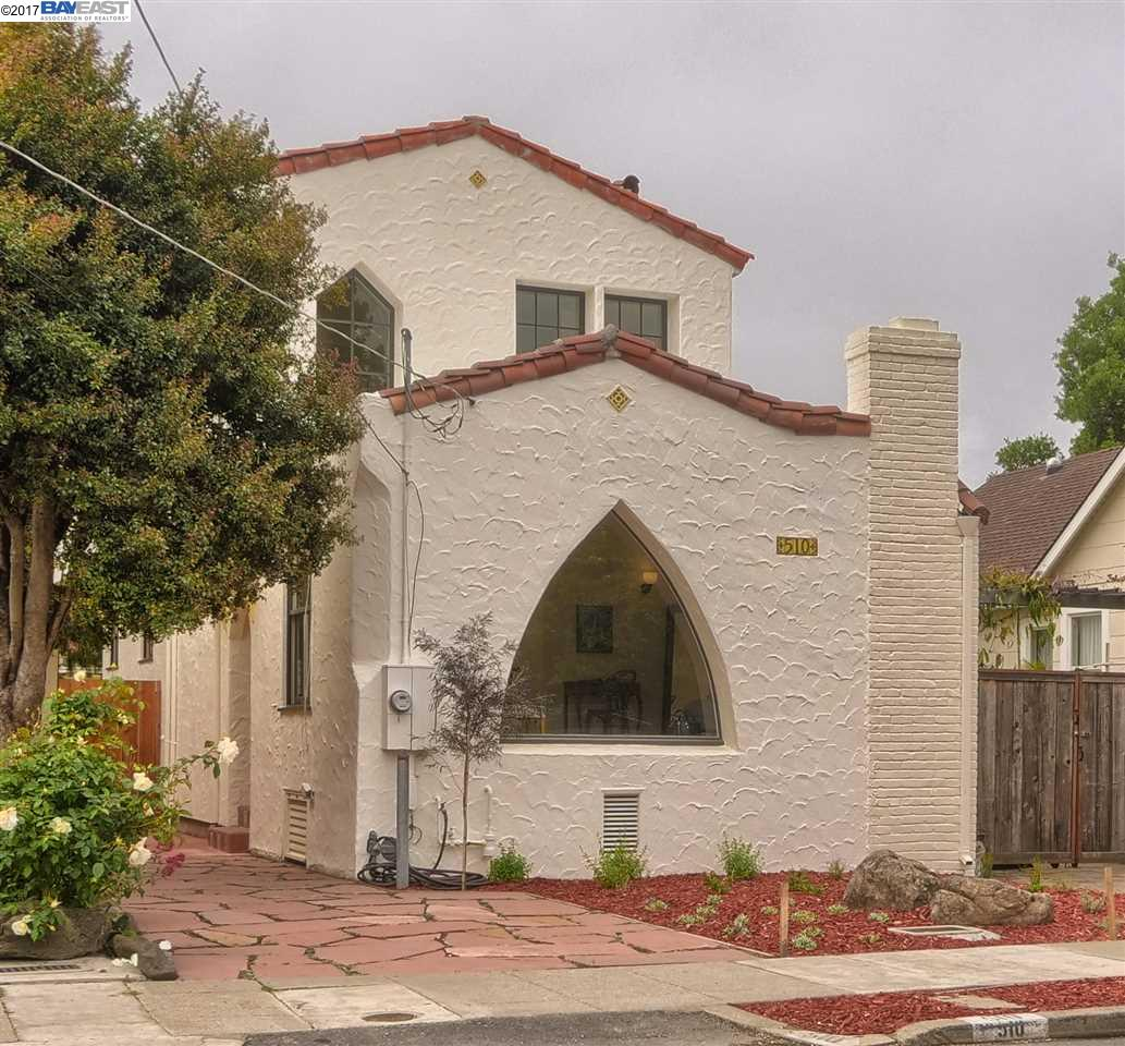 Maison unifamiliale pour l Vente à 510 Evelyn Albany, Californie 94706 États-Unis