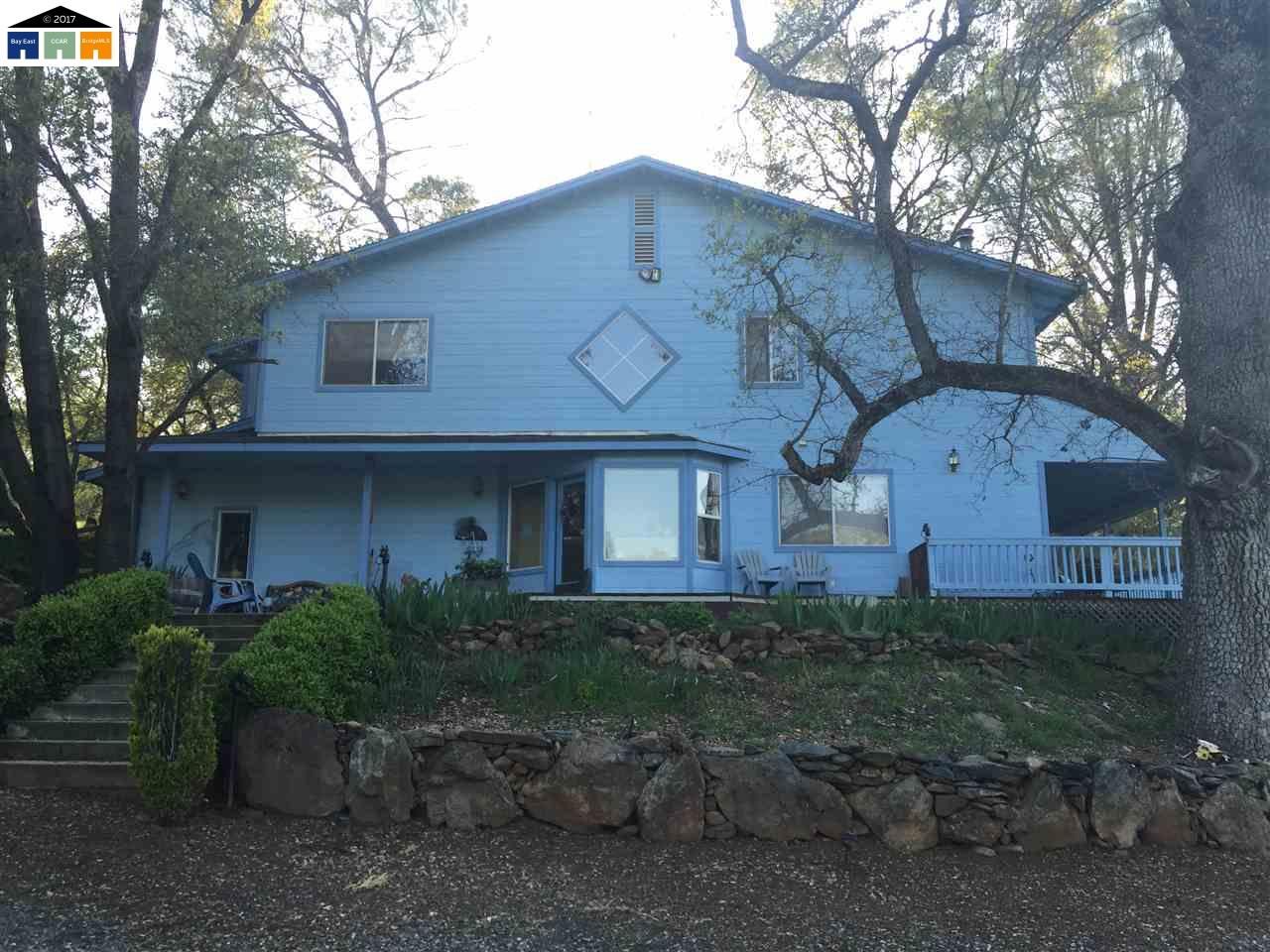 Single Family Home for Sale at 10705 Oak Valley Road Angels Camp, California 95222 United States