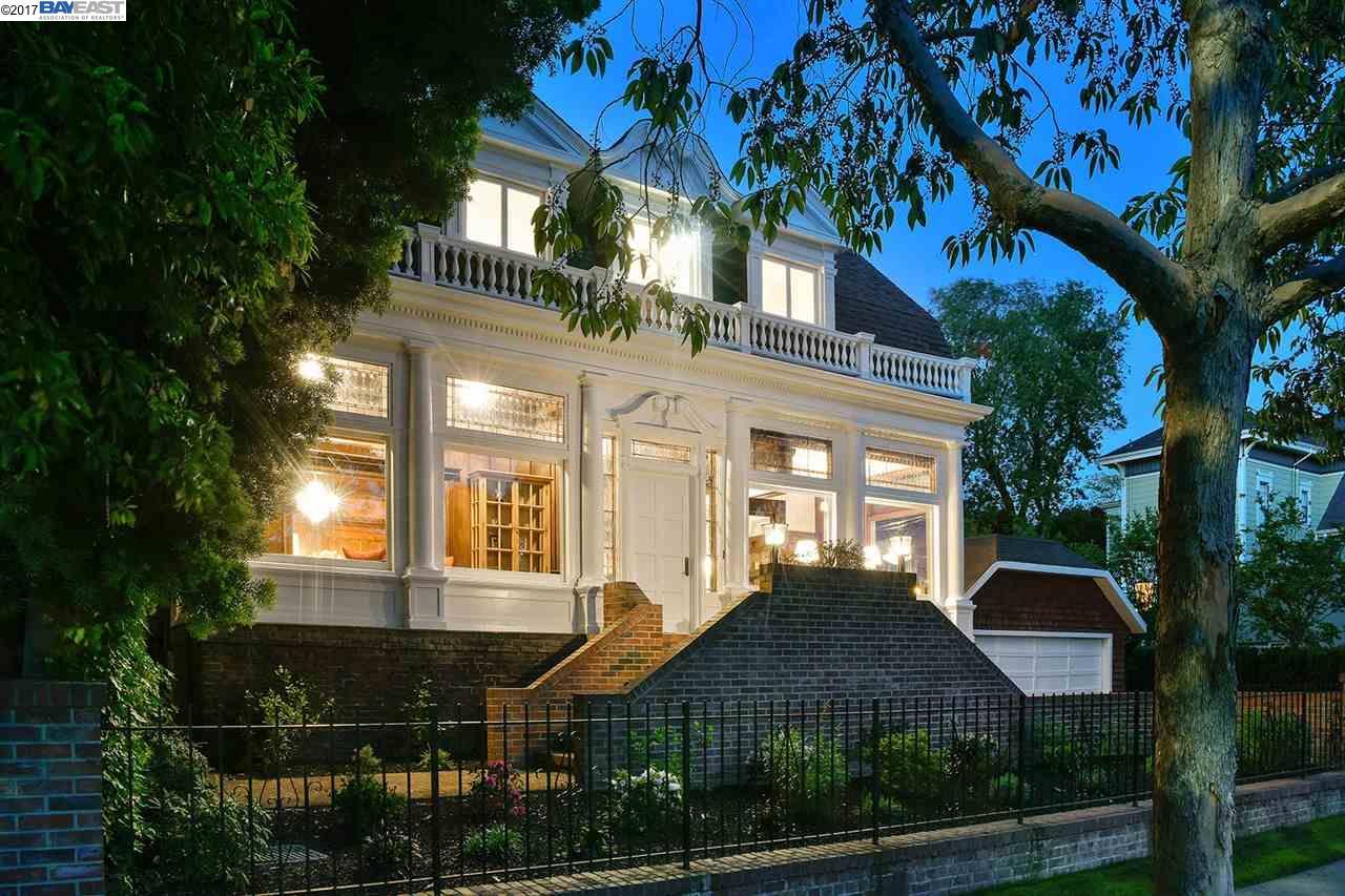 Single Family Home for Sale at 1623 CLINTON AVENUE Alameda, California 94501 United States