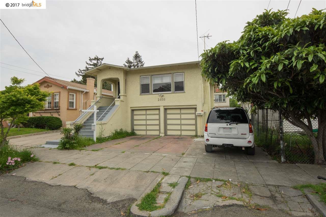 2408 Bartlett St, OAKLAND, CA 94601